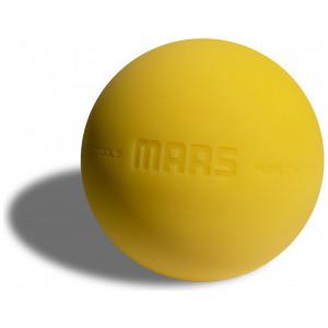 Мяч для МФР Original Fit Tools 9 см одинарный желтый