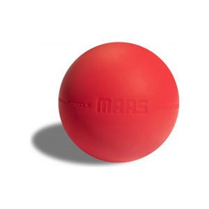 Мяч для МФР Original FitTools 9 см одинарный красный
