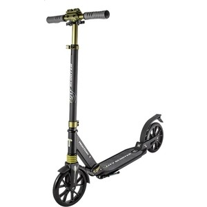 Самокат 2-х колесный TechTeam City Scooter (2020) черный