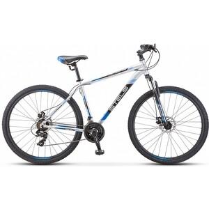 цена на Велосипед Stels Navigator-900 MD 29 (F010) 21 серебристый/синий