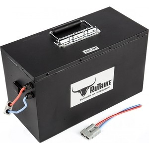 Аккумулятор Rutrike Литиевый тяговый (18650 MnCoNi) 60V52A/H