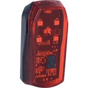 Фонарь Oxford Bright Stop Light задний, красный, яркость 5 люмен, функция стоп сигнала