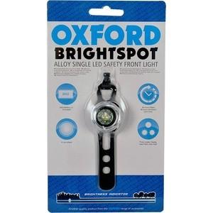 Фонарь Oxford Bright-Spot Front передний, белый, яркость 5 люмен