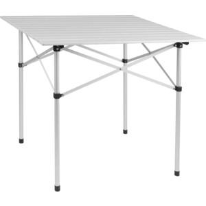 Стол складной TREK PLANET Dinner 70, кемпинговый, 70x70x70 см, алюм.
