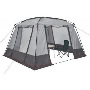 Шатер TREK PLANET Dinner Dome, 350 см х 350 см х 225 см, цвет серый/т. серый