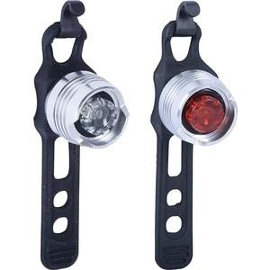 Набор фонарей Oxford Bright-Spot передний белый 5 люмен, задний красный 2 люмена