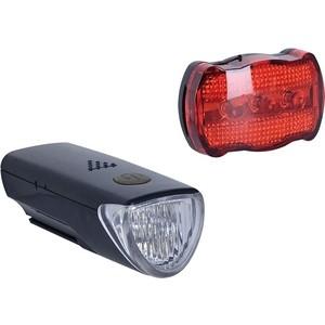 Набор фонарей Oxford Ultra Torch 5 Mini Set передний белый 30 люмен, задний красный люмена