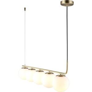 Подвесной светильник Omnilux OML-66613-05 подвесной светильник omnilux oml 62303 05 e14 40 вт