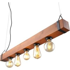 Подвесной светильник Omnilux OML-94603-05 подвесной светильник omnilux oml 62303 05 e14 40 вт