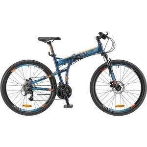 Велосипед Stels Pilot-950 MD 26 (V010) 17.5 тёмно-синий (2018)
