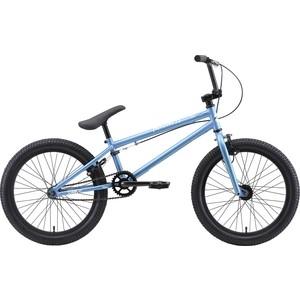 Велосипед Stark Madness BMX 1 (2020) синий/белый велосипед stark shooter 3 2016
