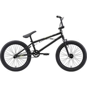 цена на Велосипед Stark Madness BMX 2 (2020) чёрный/золотой