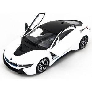 Радиоуправляемая машина Rastar BMW i8 White 1/14 с открывающимися дверями - 71010-W