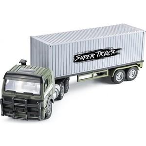 Радиоуправляемый контейнеровоз Zhoule Toys CityTruck 1/18 - 551-B1