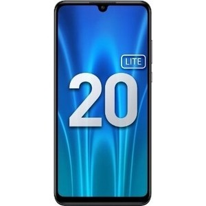 Смартфон Honor 20 Lite 4/128Gb Black