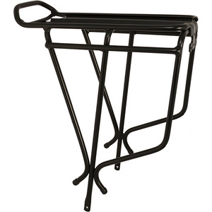 цена Велобагажник Oxford задний Luggage Rack до 25 кг, цвет чёрный онлайн в 2017 году