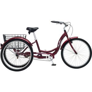 цена на Велосипед Schwinn Meridian 26 (2019), цвет красный