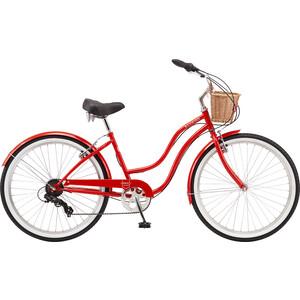 Велосипед Schwinn Mikko 7 (2019), скоростей, колёса 26, цвет красный