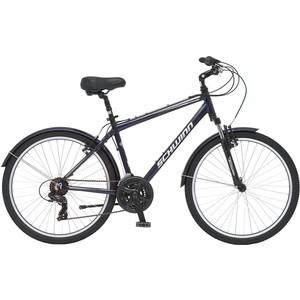 цена на Велосипед Schwinn Suburban Deluxe 26 (2019), цвет синий