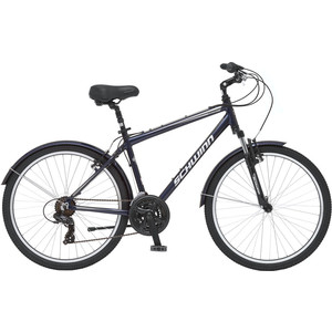 Велосипед Schwinn Suburban Deluxe 26 (2019), цвет синий