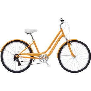 Велосипед Schwinn Suburban Women 26 (2019), цвет оранжевый