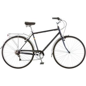 цена на Велосипед Schwinn Wayfarer 28 (2019), цвет синий