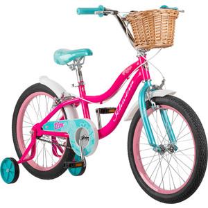 Велосипед Schwinn Elm (2020), колёса 18, цвет розовый
