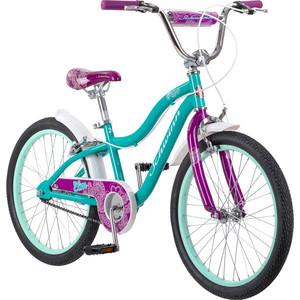 Велосипед Schwinn Elm (2020), колёса 20, цвет голубой