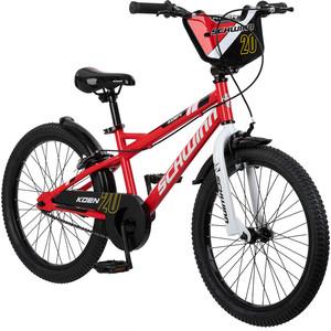 Велосипед Schwinn Koen (2020), колёса 20, цвет красный