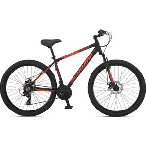 Велосипед Schwinn Breaker 27.5 (2019), 21 скорость, колёса 27.5, цвет черный