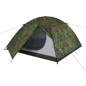 Палатка Jungle Camp двухместная Alaska 4, цвет- камуфляж палатка talberg hunter pro 4 цвет камуфляжный