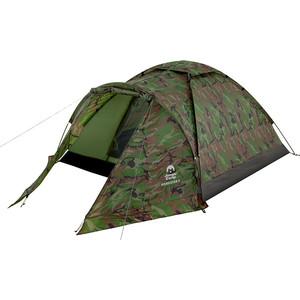 Палатка Jungle Camp двухместная Forester 4, цвет- камуфляж палатка talberg hunter pro 4 цвет камуфляжный