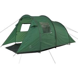 Палатка Jungle Camp четырехместная Ancona 4, цвет- зеленый