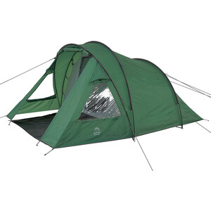 Палатка Jungle Camp четырехместная Arosa 4, цвет- зеленый палатка talberg hunter pro 4 цвет камуфляжный