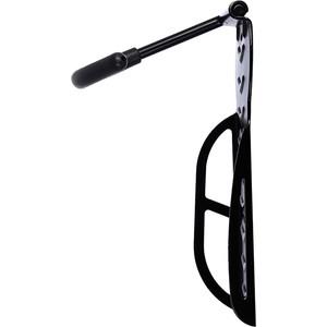 Крюк для велосипеда Oxford Deluxe Wall Hanger, на стену, цвет- чёрный