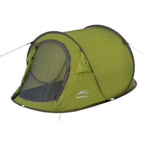 Палатка TREK PLANET Moment 2, быстросборная, зеленый (70295) тент trek planet fish tent 2