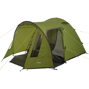 Палатка TREK PLANET пятиместная Tampa 5, цвет- зеленый