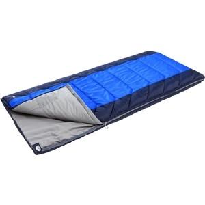 цена на Спальный мешок TREK PLANET Lugano, левая молния, цвет- синий
