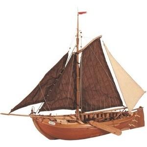 Сборная деревянная модель Artesania Latina корабля BON RETOUR, 1/25