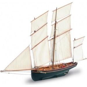 Сборная деревянная модель Artesania Latina корабля Maqueta de Barco en Madera: La Cancalaise, 1/50