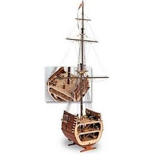 Сборная деревянная модель Artesania Latina корабля SAN FRANCISCOS CROSS SECTION, 1/50