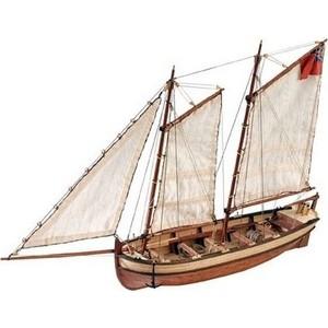 Сборная деревянная модель Artesania Latina шлюпки корабля ENDEAVOUR, 1/50