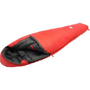 Спальный мешок TREK PLANET Norge, зимний, правая молния, красный