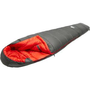 Спальный мешок TREK PLANET Suomi, четрырехсезонный, левая молния/серый