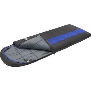цена на Спальный мешок TREK PLANET Warmer Comfort, зимний, левая молния, серый/синий