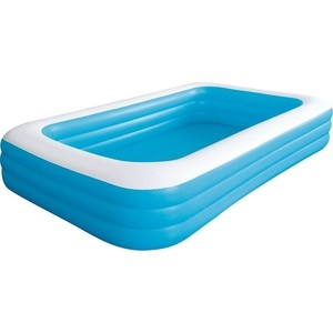 Надувной бассейн Jilong GIANT, 305х183х56см, возраст 6+, цвет голубой