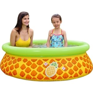 Надувной бассейн Jilong PINEAPPLE 3D SPRAY, 150х41см, возраст 3+
