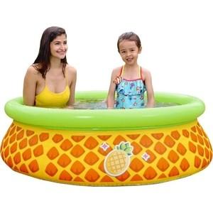 Надувной бассейн Jilong SHARK 3D SPRAY, 190х47см, возраст 3+