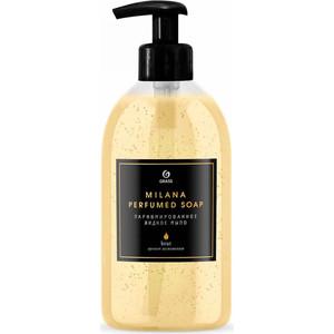 Жидкое мыло GRASS Milana Brut парфюмированное 300 мл юбка milana