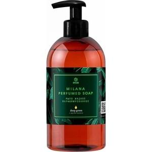 Жидкое мыло GRASS Milana Green Deep парфюмированное 300 мл
